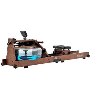 TRUNK Black Wood Water Resistance Rower
